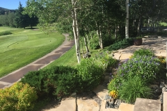 Flower garden at 1160 Fairway Woods Drive